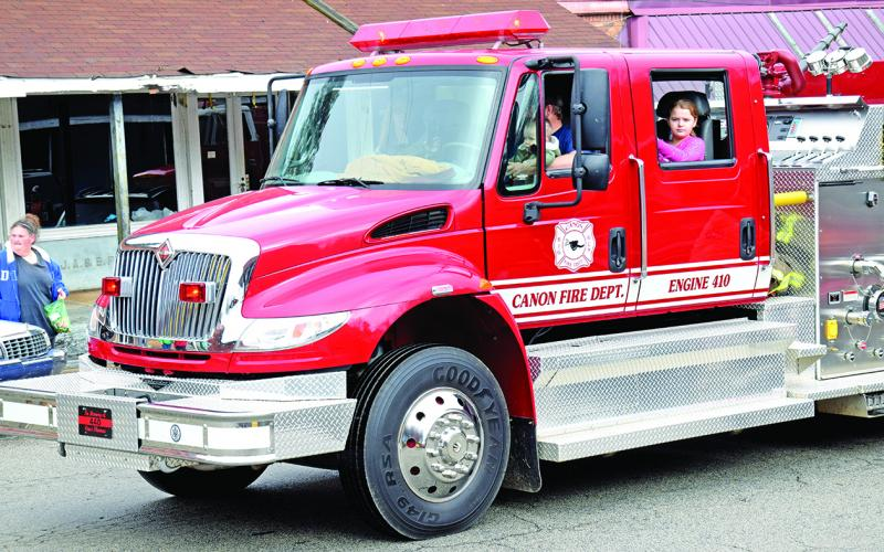Lavonia Christmas Parade 2020 Fire insurance rating improves in Canon | Franklin County Citizen