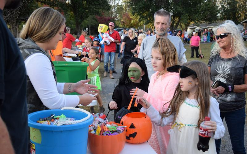 The cities of Canon, Royston and Lavonia will hold Halloween events Oct. 31.