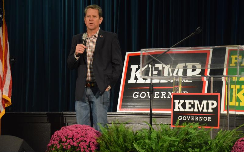 The General Assembly ratified Gov. Brian Kemp's public health emergency declaration Monday in a one-day special session that took several hours longer than expected.