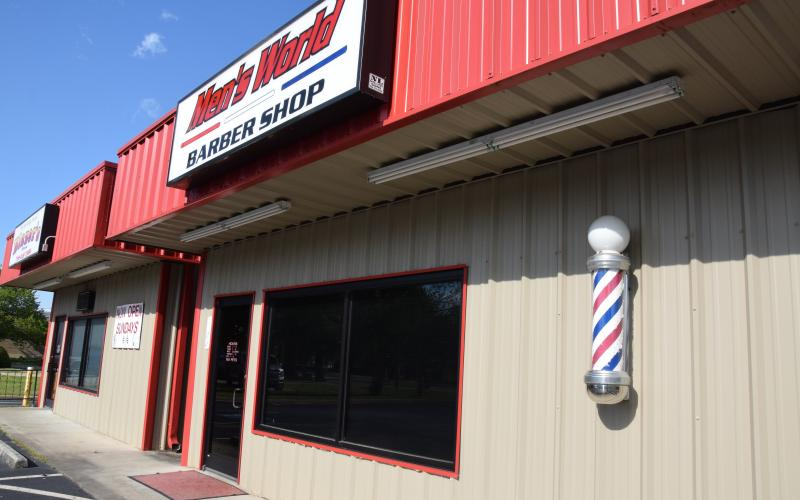 The Georgia Board of Cosmetology and Barbers has released a set of guidelines the state's barbershops and hair salons should follow that combines social distancing with screening, cleaning and the use of personal protective equipment.