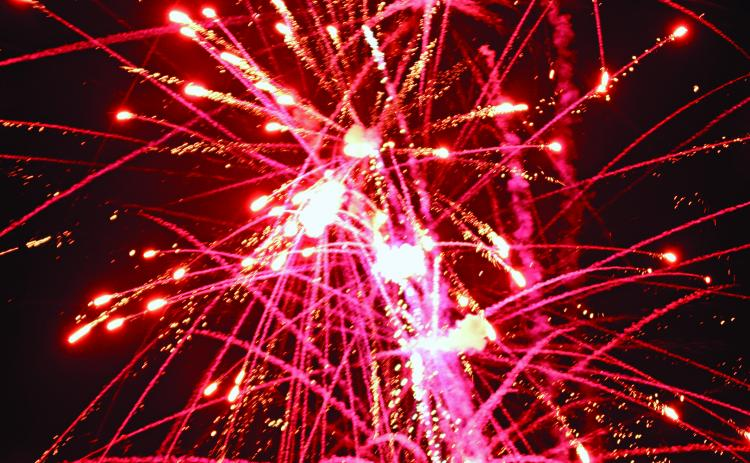 The annual fireworks show at the Royston Fall Festival will put a cap on the day-long event scheduled for Saturday.