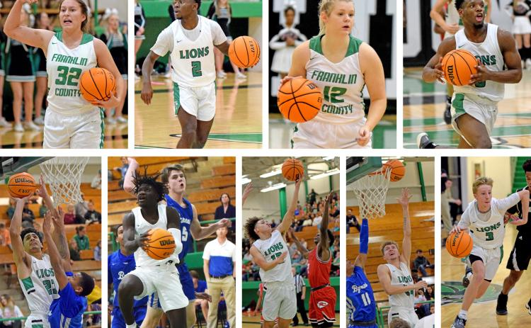 Seniors Kalyn Jinks, Qua Jones, Rose Boyd, Titlan Wells, Canaan Mayfield, Micah Roebuck, Carter Alexander, Titus Brown and Avery McGarity will be honored tonight during Senior Night ceremonies.