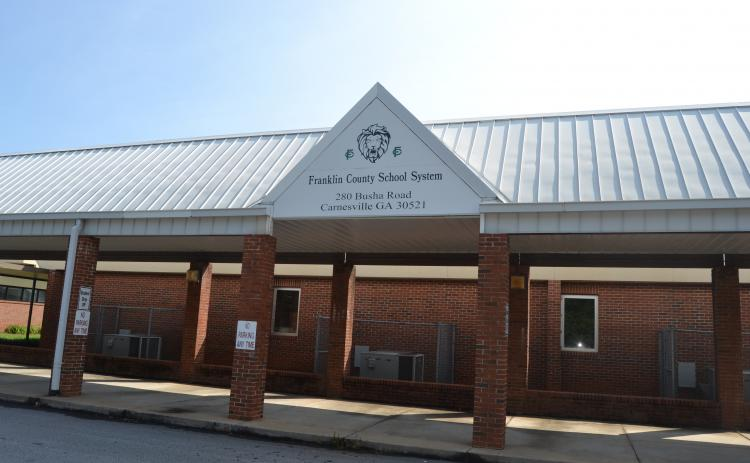 The Franklin County School System won't go along with an effort to double a property tax exemption for senior citizens this year. Officials are moving ahead with putting the idea of the exemption increase for property taxes that go to Franklin County and the Industrial Building Authority.