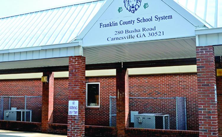 The Franklin County Board of Education approved raising its millage rate to 17 mills Tuesday night by a 3-1 vote.
